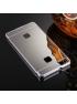 Zrkadlový kryt pre Huawei P9 Lite - Silver