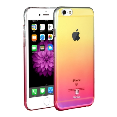 Kryt Baseus Glaze Case iPhone 6 / 6s - Pink