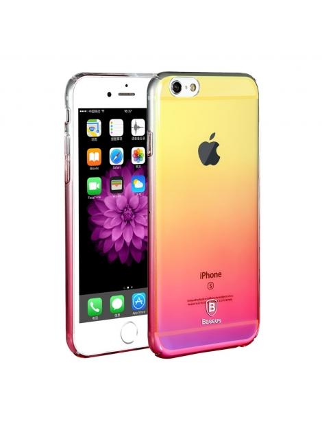Kryt Baseus Glaze Case iPhone 6 / 6s - Pink