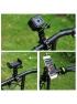 PULUZ 360 ° stupňový hliníkový adaptér pre športové kamery GoPro