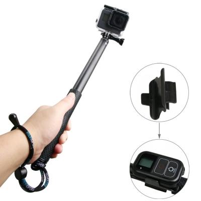 Hliníkova selfie tyč pre športové kamery a GoPro