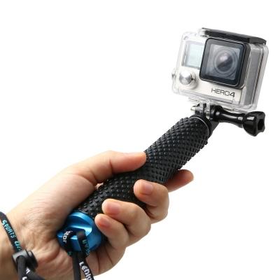 Hliníkova kompaktná selfie tyč pre športové kamery a GoPro