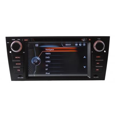 BMW E 90 Autorádio Multimediálne s DVD USB a GPS Navigáciou – OS WIN CE 6