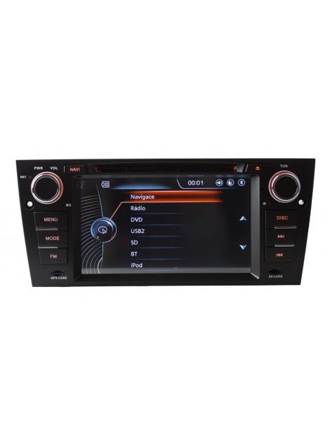 eddb33d07e BMW E 90 Autorádio Multimediálne s DVD USB a GPS Navigáciou – OS WIN CE 6