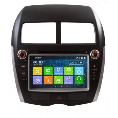 CITROEN C4 AIRCROSS Autorádio Multimediálne s DVD USB a GPS Navigáciou – OS WIN CE 6