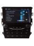 FORD Mondeo Autorádio Multimediálne s DVD USB a GPS Navigáciou – OS WIN CE 6