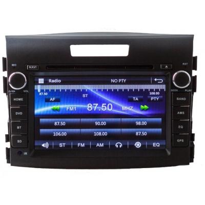 HONDA CR-V Autorádio Multimediálne s DVD USB a GPS Navigáciou – OS WIN CE 6