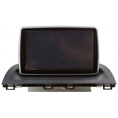 MAZDA 3 Autorádio Multimediálne s DVD USB a GPS Navigáciou – OS WIN CE 6