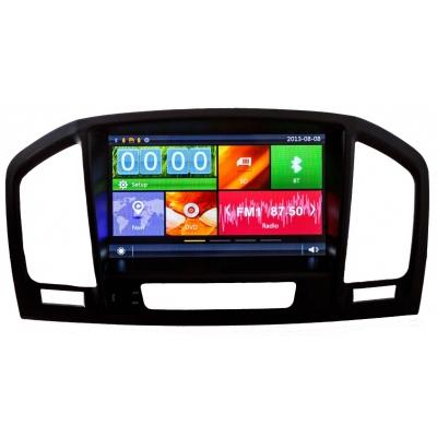 OPEL Insignia Autorádio Multimediálne s DVD USB a GPS Navigáciou – OS WIN CE 6