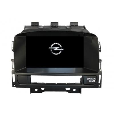 OPEL  ASTRA J Autorádio Multimediálne s DVD USB a GPS Navigáciou – OS WIN CE 6