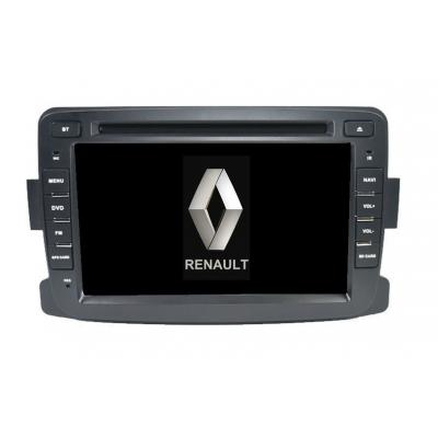 RENAULT Autorádio  Multimediálne s DVD USB a GPS Navigáciou – OS WIN CE 6