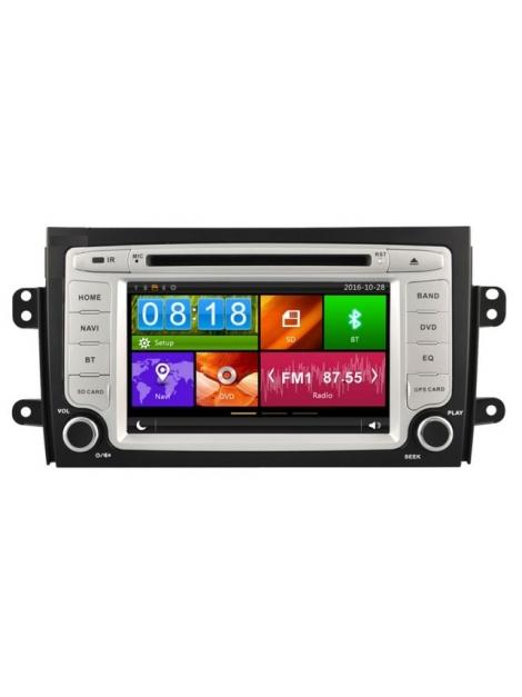 SUZUKI SX 4 Autorádio Multimediálne s DVD USB a GPS Navigáciou – OS WIN CE 6