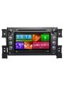 SUZUKI Autorádio Grand Vitara Multimediálne s DVD USB a GPS Navigáciou – OS WIN CE 6