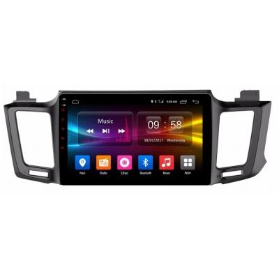 TOYOTA RAV 4 Autorádio Multimediálne CAR PAD s USB a GPS Navigáciou – OS ANDROID 6.0