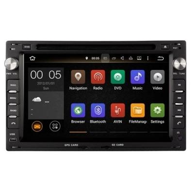 SEAT Autorádio Android DVD USB a GPS Navigáciou – OS ANDROID 7.1