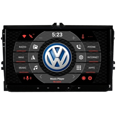 VW Volkswagen 9 palcové Android Autorádio DVD USB a GPS– OS ANDROID 7.1.2