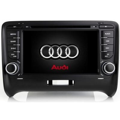 AUDI TT Autorádio 7 palcové  Multimediálne s DVD USB a GPS Navigáciou – OS WIN CE 6