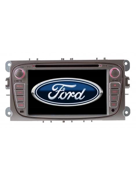 FORD Autorádio Multimediálne s DVD USB a GPS Navigáciou
