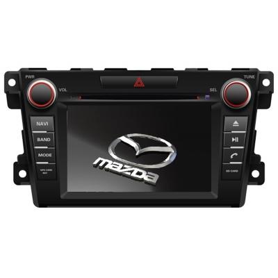 MAZDA CX 7 Autorádio Multimediálne s DVD USB a GPS Navigáciou – OS WIN CE 6