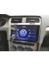 Volkswagen GOLF VII. Autorádio OS ANDROID 9.0 ( 4GB + 32GB )10.1 palcové