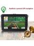 ŠKODA Autorádio Android 8 palcové DVD USB GPS Navigáciou- OS ANDROID 8.0