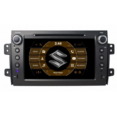 "SUZUKI SX4 Autorádio s  OS ANDROID 9.0 (4GB RAM) 8"" palcové"