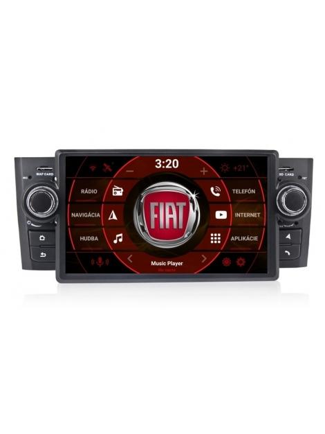 "FIAT Autorádio OS ANDROID 9.0 (4GB RAM) - 7"" Palcové"