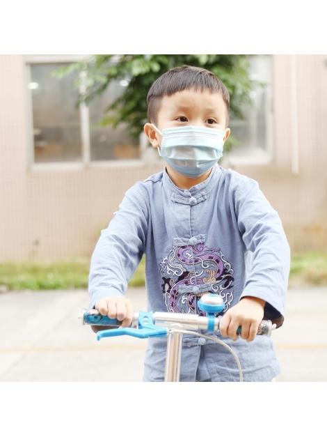 Zdravotnícke rúško 3 vrstvové Detské - ochranné rúško na tvár