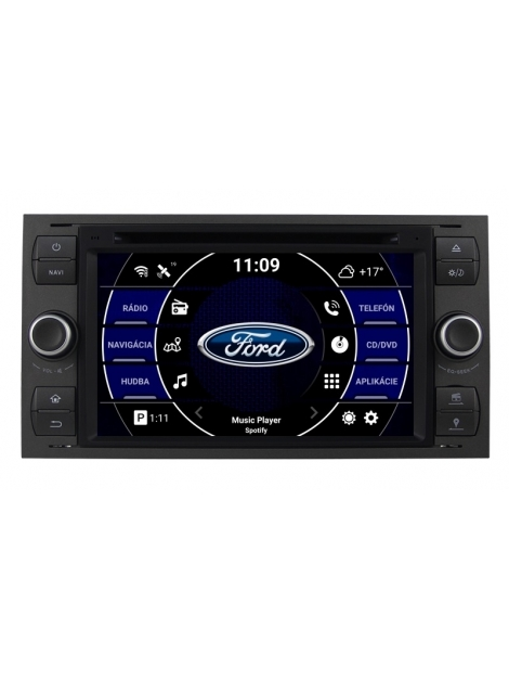 """FORD Autorádio Android OS ANDROID 9.0 (4GB RAM) 7"""" Palcové"""