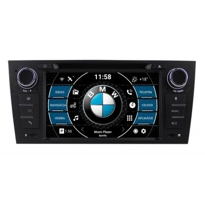 """BMW E 90 Autorádio OS ANDROID 9.0 (4GB RAM) 7"""" Palcové"""