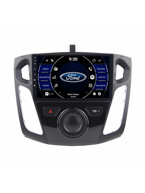 Android Autorádio FORD FOCUS s USB a GPS WiFi – OS ANDROID 7.1