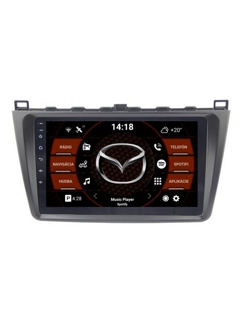 "Mazda 6 Autorádio Android 9.0 (4GB RAM) 9"" Palcové"