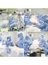 CE Certifikovaná ochranná maska FFP2 / KN95 FDA | Štvorvrstvová | Pre dospelých