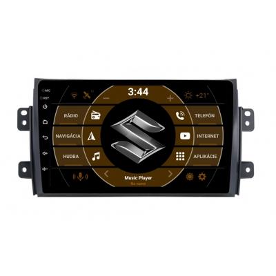 "SUZUKI SX4 Autorádio s OS ANDROID 10 (4GB RAM) 9"" palcové"