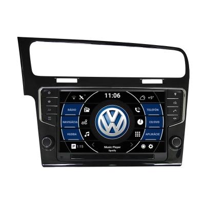"Volkswagen GOLF VII. Autorádio OS ANDROID 10 ( 4GB RAM )9"" Palcové"