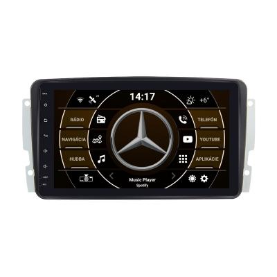 "Mercedes Autorádio s OS ANDROID 10 (4GB RAM) - 8"" Palcové"