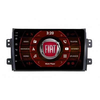 "FIAT SEDICI  Autorádio s OS ANDROID 10 (4GB RAM) 9"" palcové"