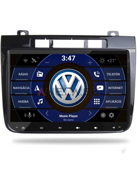 "Volkswagen Touareg Autorádio OS ANDROID 10 (4GB RAM) 9"" palcové"