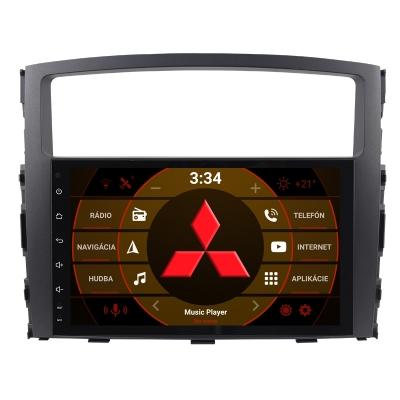 """Mitsubishi Pajero Autorádio ANDROID 10 (4GB RAM) 9"""" Palcové"""