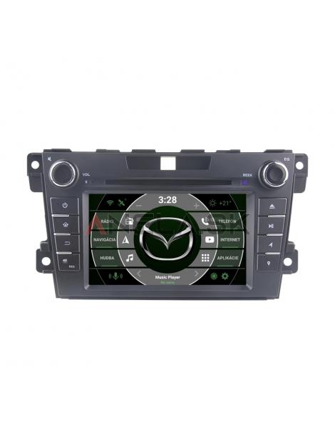 """Mazda CX 7 Autorádio Android 10 (4GB RAM) 7"""" Palcové"""
