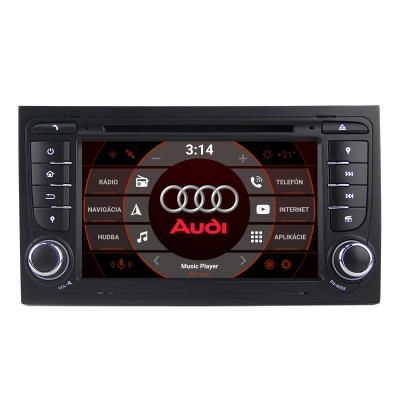 "AUDI A4 Autorádio ANDROID 10.0 (4GB RAM) 7"" Palcové"