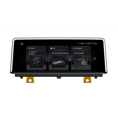 """BMW F20 F21 Autorádio ANDROID 10.0 (4GB RAM) 10,25"""" Palcové"""