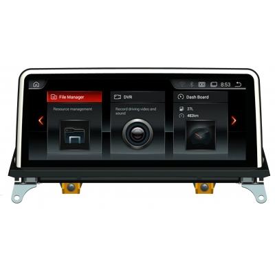 """BMW X5 E70 Autorádio ANDROID 10.0 (4GB RAM) 10,25"""" Palcové"""