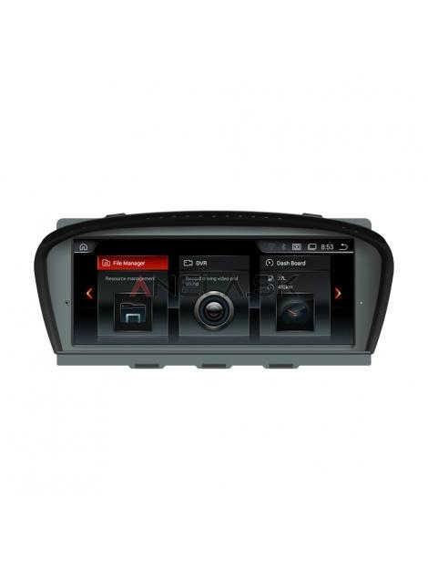 """BMW E60 E90 ccc-cic Autorádio ANDROID 10.0 (4GB RAM) 8,8"""" Palcové"""