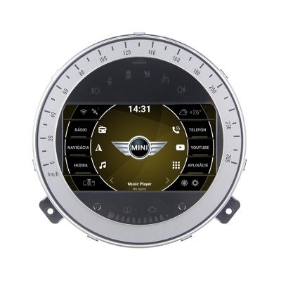 MINI Cooper Autorádio Multimediálne s DVD USB a GPS Navigáciou – OS WIN CE 6