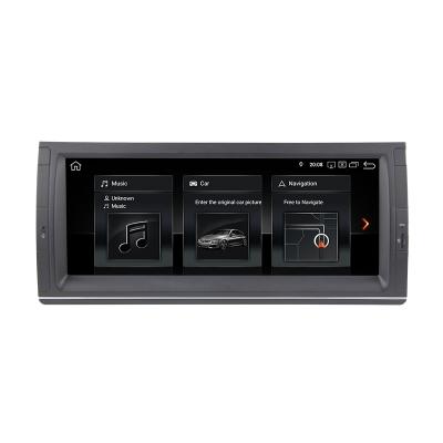 """BMW E39 E53 Autorádio s OS ANDROID 10 (4GB RAM) 10,1"""" Palcové"""
