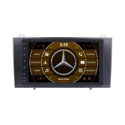 "Autorádio pre Mercedes SLK Class s OS ANDROID 10 (4GB RAM) - 8"" Palcové"