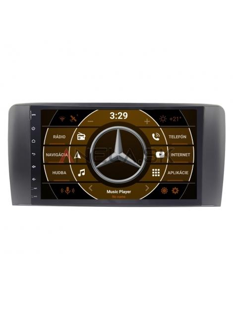 "Autorádio pre Mercedes R Class s OS ANDROID 10 (4GB RAM) - 9"" Palcové"
