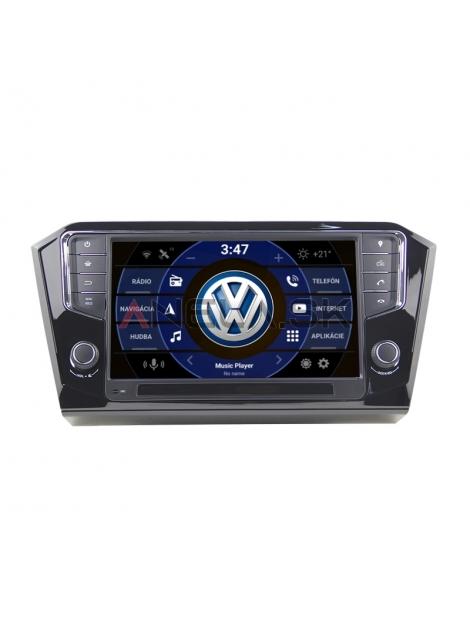Volkswagen Passat B8 Autorádio OS ANDROID 9.0 ( 4GB + 32GB )8 palcové