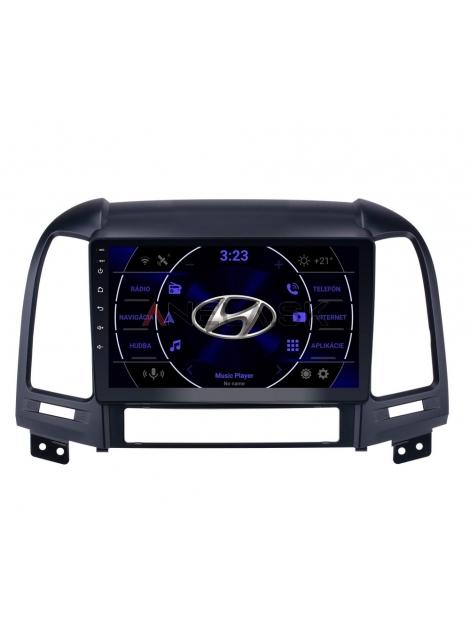 "Hyundai Santa Fe  Autorádio Android 10 (4 GB RAM) 9"" Palcové"
